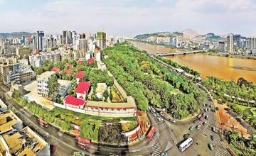 """【中国自然资源报】兰州:从""""背冰上山""""播绿到建成国家园林城市"""