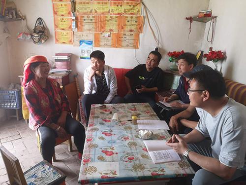 【团结网】民革甘肃张掖市委会组织开展脱贫攻坚民主监督调研